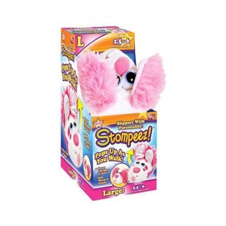 Which is the best stompeez slippers kids large?