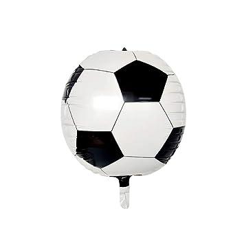 Película de aluminio de balón de fútbol de 22 pulgadas de Qinlee ...