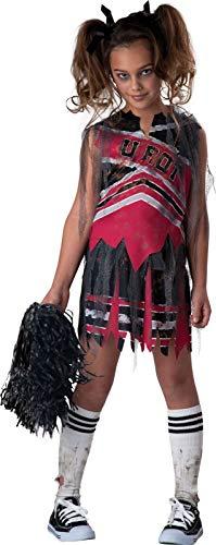 Spiritless Cheerleader Child Costume - Medium ()