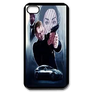 Custom Case 007 James Bond for iPhone 4,4S X2J3258687