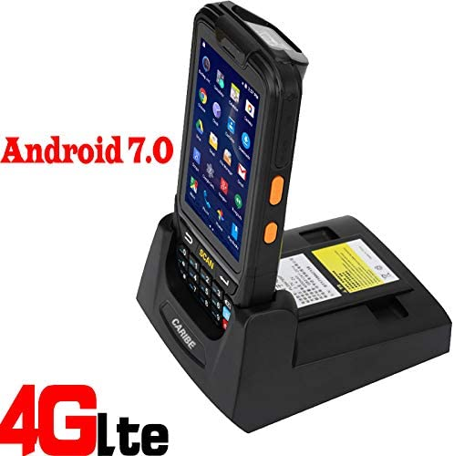ポータブルAndroidの無線データ端末 2D QRコード携帯電話のバーコードスキャナ