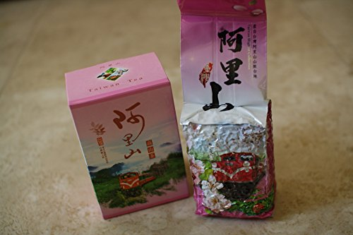 Taiwan Ali-shan (Ali Mountain) random pick four seasons Green Oolong Tea - Taiwan High Mountain Grown Tea Premium Quality
