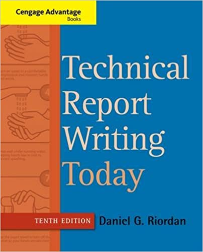 Amazon.com: Technical Report Writing Today (9781133607380): Daniel ...