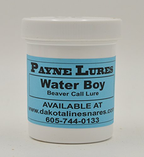 1 - 4 oz. Payne WATER BOY Beaver Call Lure by DakotaLine