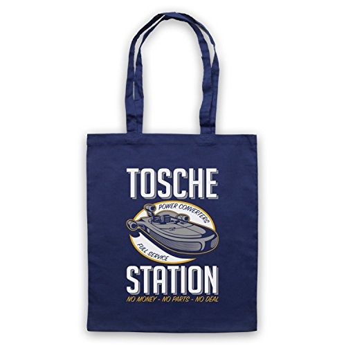 Bag Station Blue Tote Wars Star Navy Tosche TwI7xEq