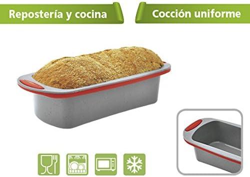 Jata Hogar Molde para repostería y Cocina, Silicona, modelo MC63 ...