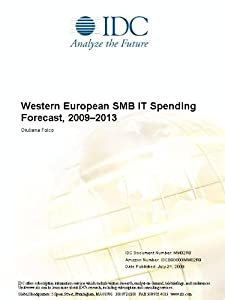 Western Europe Financial Services Sector IT Spending for Security 2005-2009 Forecast Zhivko Mihnev and Daniele Bonfanti
