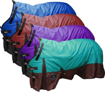 Showman 1200 Denier Turnout Blanket