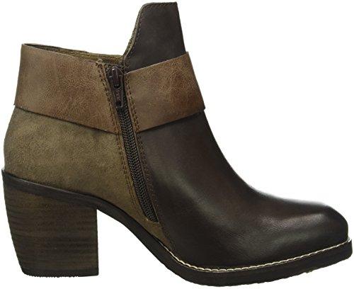 Bugatti braun Boots d Women braun 619 Ankle brown V77365G rxX1rCS