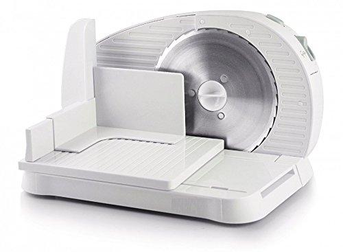 Allesschneider Brotschneidemaschine klappbar Aufschnittmaschine Schneidemaschine 200 Watt