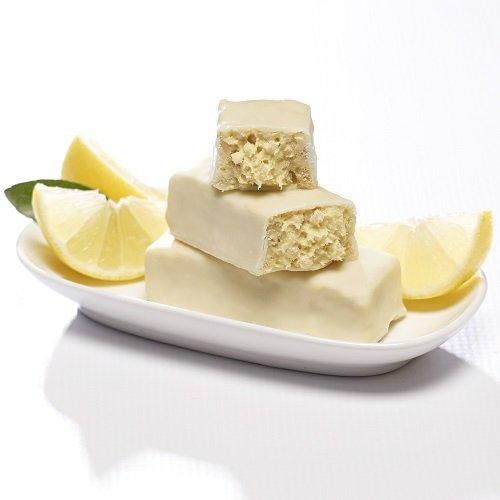 ProtiWise - Zesty Lemon Crisp High Protein Diet Bars 7 pack 1.6 oz bars -