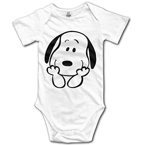 Religion Baby Onesie - Snoopy Head Logo Baby Onesie Toddler Clothes Outofits