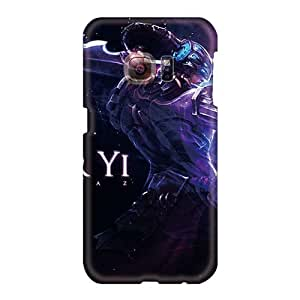 KennethKaczmarek Samsung Galaxy S6 Best Hard Phone Cover Custom Stylish League Of Legends Master Yi Pictures [avU1113SerE]