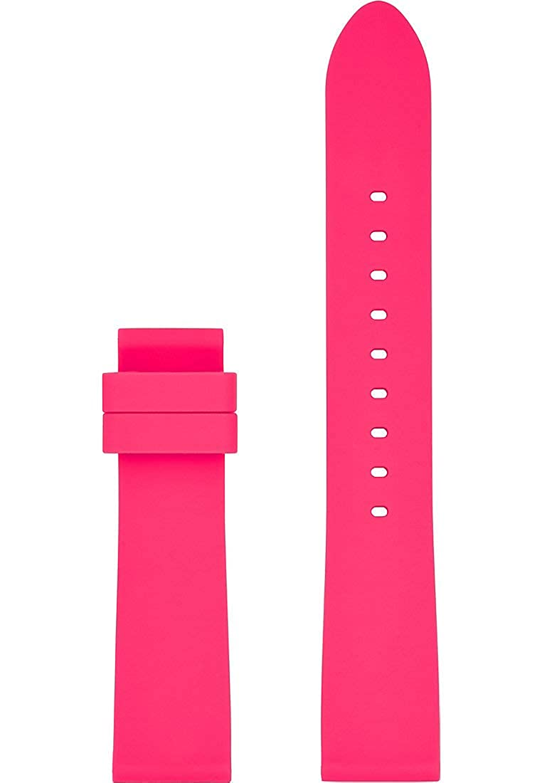 Michael Kors Damen Silikon Uhrenarmband MKT9077: