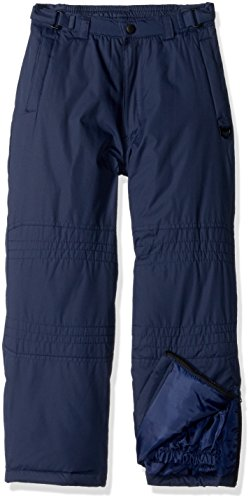 Hawke & Co. Big Boys' Snow Pant with Zip Leg and Storm Cu...
