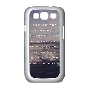 Typos Samsung Galaxy S3 Case White Yearinspace014441