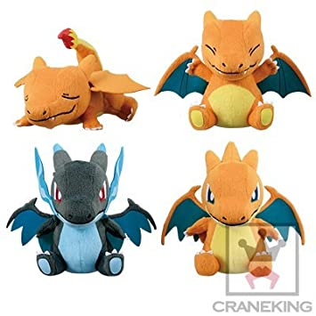 Pokemon XY & Z roller Innovation Cute stuffed toys - Charizard Mega Charizard X ? Mega