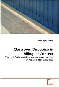 Amazon.com: Classroom Discourse in Bilingual Context