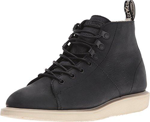 Dr. Martens Women's Les Fl Chukka Boot, Black, 8 UK/10 M US