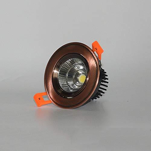 Gu10 Led Spot Light Fitting in US - 8