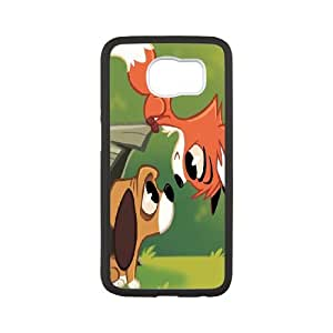 Samsung Galaxy S6 Phone Case Cover The Fox and the Hound TH8292