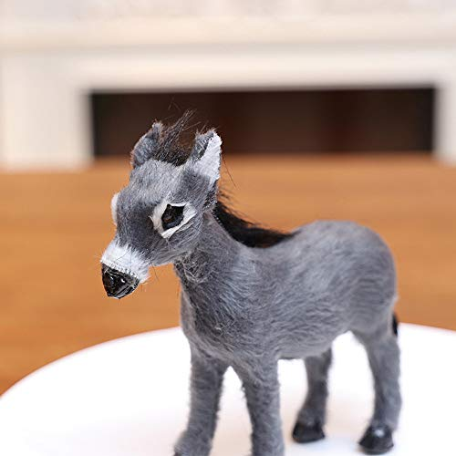 Outdoor Lighted Donkey in US - 9