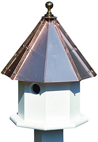 Heartwood 035A Oct-Avian Decorative Bird House
