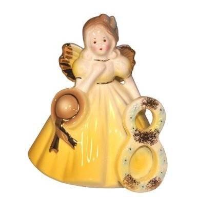 Porcelain Angel Doll - John N. Hansen Josef Eight Year Doll
