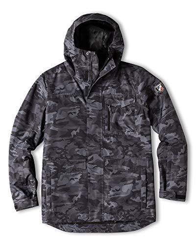 Chamonix Ruffieu Snowboard Jacket Mens
