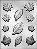 CK Products Leaves Assortment Chocolate Mold