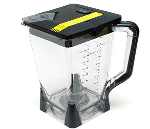Ninja 72 oz. Pitcher With Lid for BL770 BL771 BL772 BL780 Replacement Supra Kitchen System