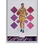 6e03d6b9c7c6 2018-19 Status Rookie Credentials Basketball  3 Svi Mykhailiuk Los Angeles.