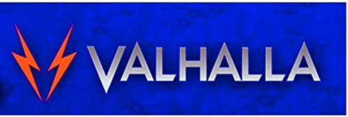 Viking Valhalla 2 Piece Pool Cue Stick VA221 (18oz, Tribal White)