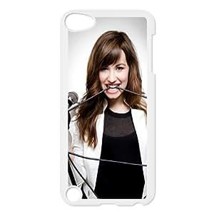 C-EUR Customized Print Demi Lovato Pattern Hard Case for iPod Touch 5 Kimberly Kurzendoerfer