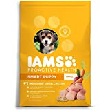 Iams Proactive Health Smart Puppy Dry Dog Food Chicken, 3.3 Lb. Bag