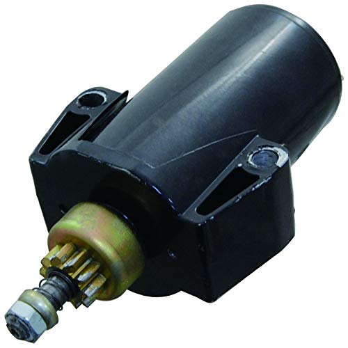 New Starter For 1989-2002 Mercury Mariner Outboard 9.9-25HP 50-893889 50-893889T SM52160 50-90983A1 50-90983T1 (25 Hp Mercury Outboard)