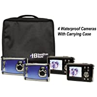 Ruggedized Four Digital Cameras Kitwith Flash and 2.4 LCD, Curriculum Guide