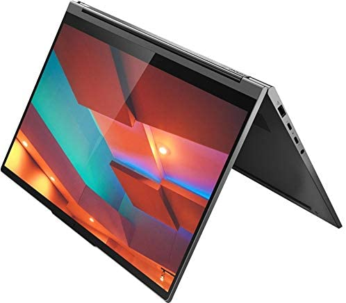 "2020 Lenovo Yoga C940 2-in-1 14"" FHD IPS Touch Laptop, tenth Gen Intel Core i7-1065G7, 16GB DDR4, 1TB SSD PCIe, Thunderbolt 3, Active Stylus Pen, Fingerprint Reader 3 lbs - Iron Gray"