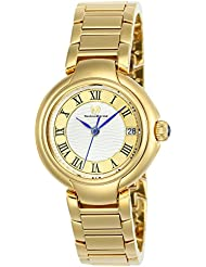 Technomarine Womens Sea Quartz Stainless Steel Casual Watch, Color:Two Tone (Model: TM-716007)