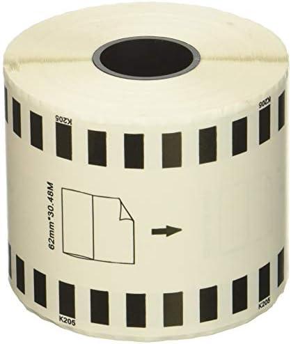 Rolls DK2205 DK 2205 Continuous Labels