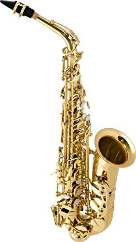 Selmer SAS280 La Voix II Alto Saxophone Outfit Lacquer