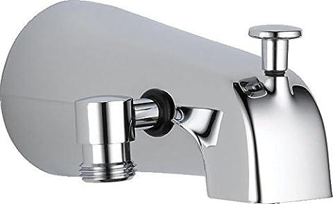 Delta Faucet U1072-PK Diverter Tub Spout, Chrome (Tub Shower Spout)