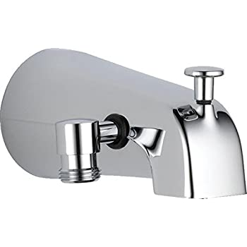Shower hook up to bathtub faucet