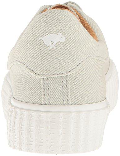 Rocket Dog Womens General Debs Denim Cotton Fashion Sneaker Pale Blue UjatHwRl6