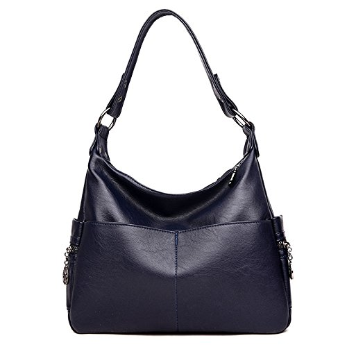 Sac Mode à Main Shopping Voyage Bag KYOKIM Casual Lady à Messenger Sac Blue Bandoulière wU6Ewnax0q