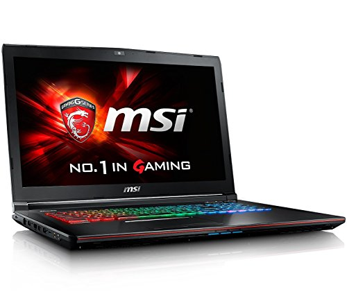 "MSI GE72 Apache Pro-070 (i7-6700HQ, 16GB RAM, 128GB NVMe SSD + 1TB HDD, NVIDIA GTX 970M 3GB, 17.3"" Full HD, Windows 10) Gaming Notebook"