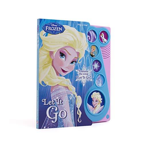 Frozen Let It Go Little Music Note Sound Book by Pl Kids (Image #4)