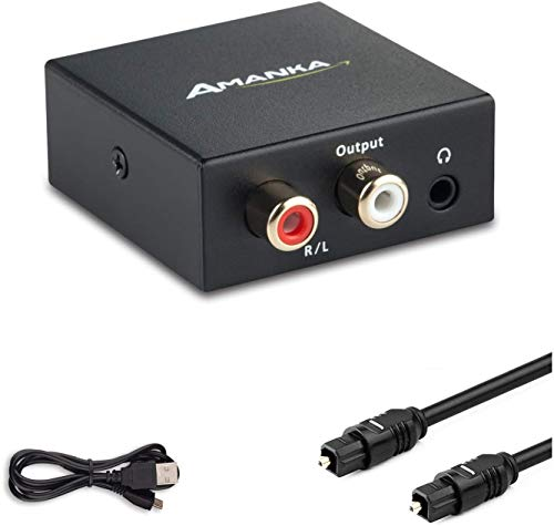 Audio Converter AMANKA Digital
