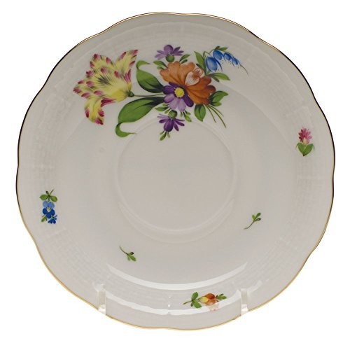 Herend Printemps Tea Saucer Motif #5 by Herend