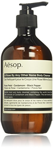 Aesop A Rose By Any Other Name Body Cleanser  16 9 Fl Oz
